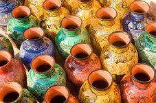 Morocco Pots