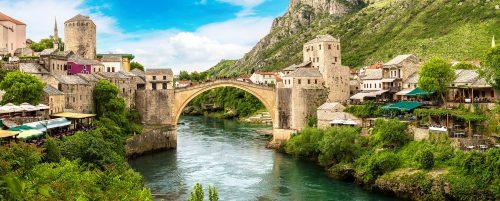 Mostar Jigsaw Puzzle