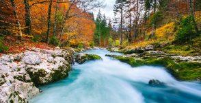 Mostnica River
