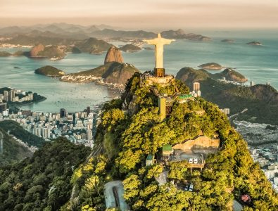 Mount Corcovado Jigsaw Puzzle