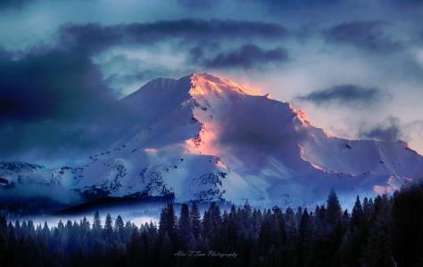 Mount Shasta Jigsaw Puzzle