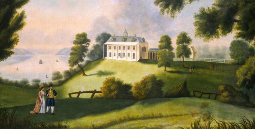 Mount Vernon Painting Jigsaw Puzzle