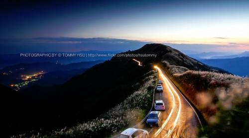 Mountaintop Road Jigsaw Puzzle