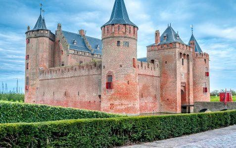 Muiderslot Castle Jigsaw Puzzle
