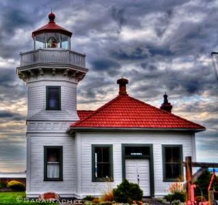 Mukilteo Lighthouse Jigsaw Puzzle
