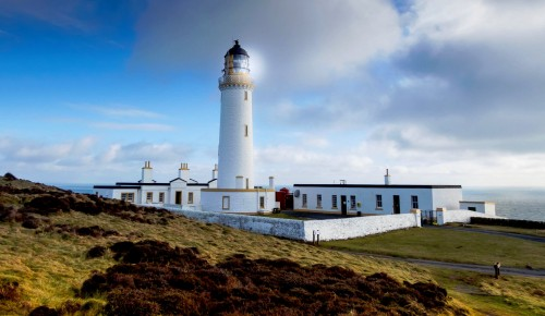 Mull of Galloway Lighthouse Jigsaw Puzzle