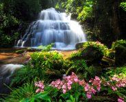 Mun Dang Waterfall