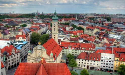 Munich Jigsaw Puzzle