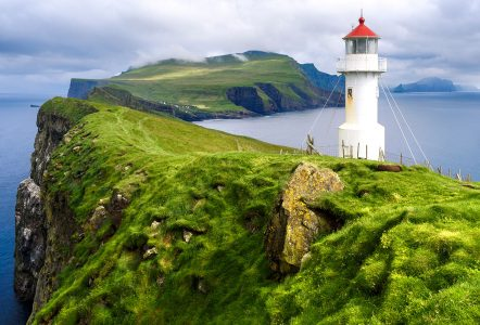 Mykinesholm Lighthouse Jigsaw Puzzle