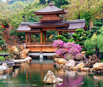 Nan Lian Garden Jigsaw Puzzle