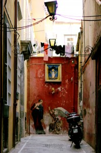 Naples Mural Jigsaw Puzzle