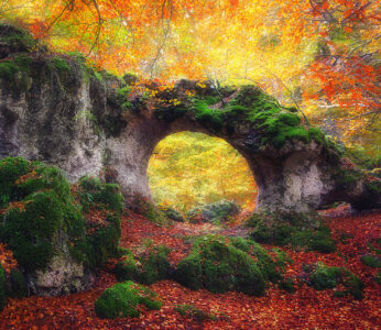 Natural Arch Jigsaw Puzzle