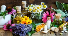 Nature's Remedies Jigsaw Puzzle