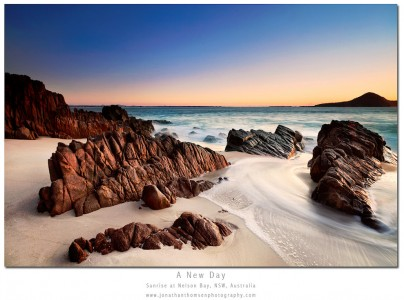 Nelson Bay Sunrise Jigsaw Puzzle