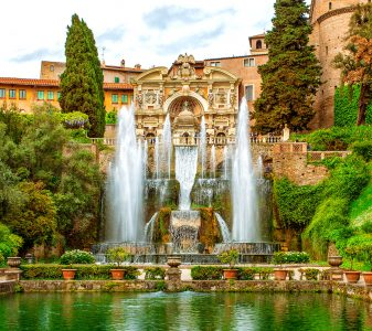 Neptune Fountain Jigsaw Puzzle