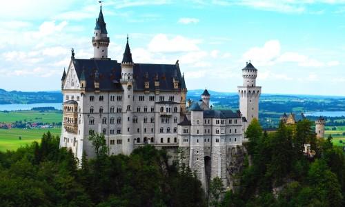 Neuschwanstein Castle Jigsaw Puzzle