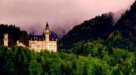 Neuschwanstein Mist