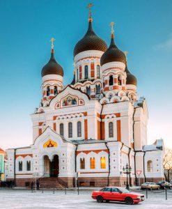 Nevsky Cathedral Jigsaw Puzzle