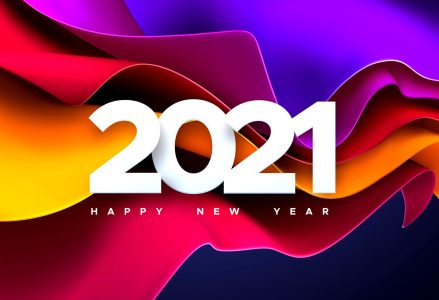 New Year 2021 Jigsaw Puzzle