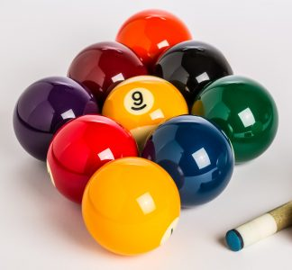 Nine Ball Jigsaw Puzzle