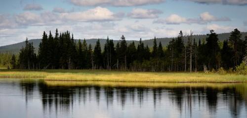 Norse Lake Jigsaw Puzzle