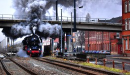 North Erfurt Train