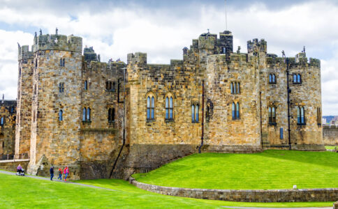 Northumberland Castle Jigsaw Puzzle