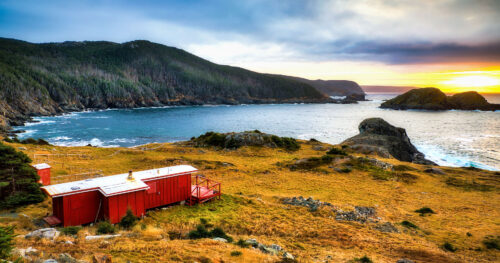 Norwegian Bay Jigsaw Puzzle