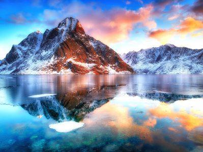 Norwegian Mountain Jigsaw Puzzle