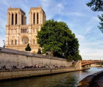 Notre Dame Jigsaw Puzzle