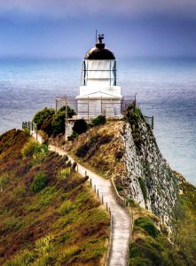 Nugget Point Lighthouse Jigsaw Puzzle