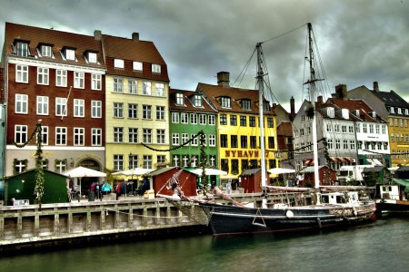 Nyhavn Jigsaw Puzzle