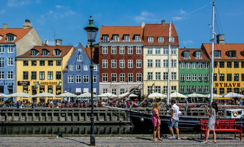 Nyhavn Facades Jigsaw Puzzle