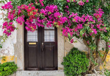 Óbidos Doors Jigsaw Puzzle