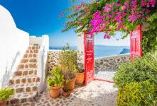 Ocean View Doorway
