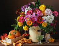October Bouquet