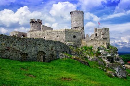 Ogrodzieniec Castle Jigsaw Puzzle