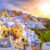 Oia Overlook Jigsaw Puzzle