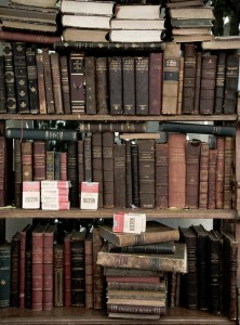 Old Books Jigsaw Puzzle