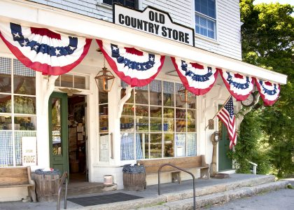 Old Country Store Jigsaw Puzzle