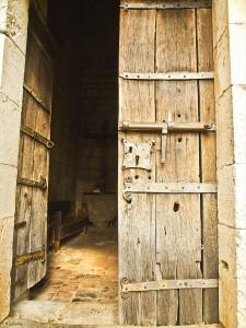 Old Door Jigsaw Puzzle