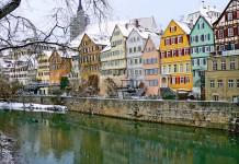 Old German Houses