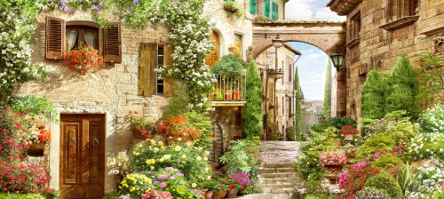 Old Italy Jigsaw Puzzle