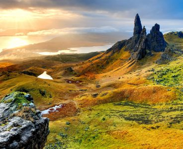 Old Man of Storr Jigsaw Puzzle