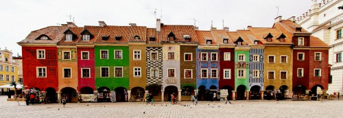 Old Market Square Jigsaw Puzzle