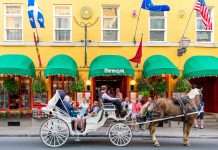 Old Quebec Carriage