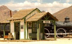 Old West Station