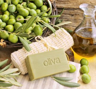 Olive Oil Soap Jigsaw Puzzle