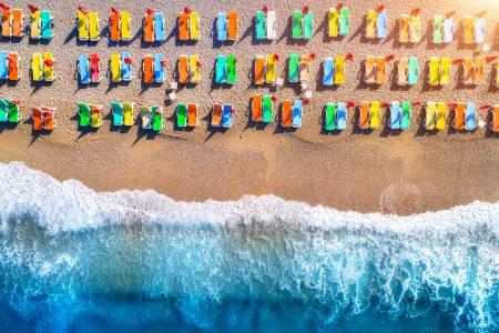 Oludeniz Beach Jigsaw Puzzle