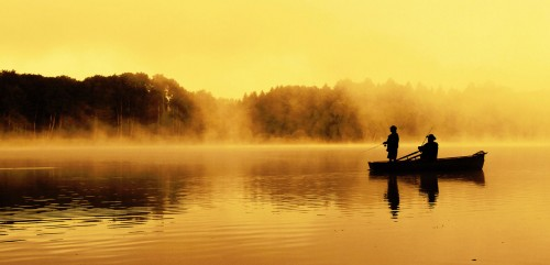 On Golden Pond Jigsaw Puzzle
